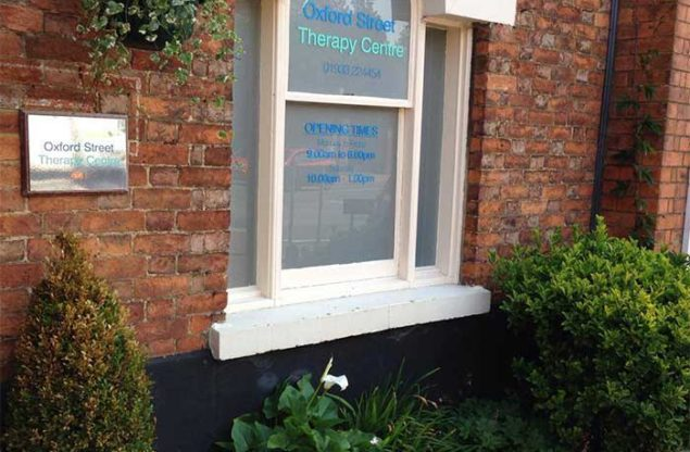 exterior of therapy centre